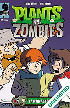 Plants vs. Zombies: Lawnmageddon #5