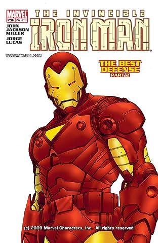 Iron Man (1998-2004) #74