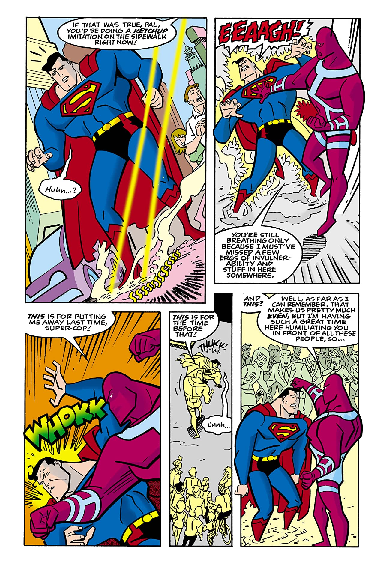 Superman Adventures (1996-2002) #24