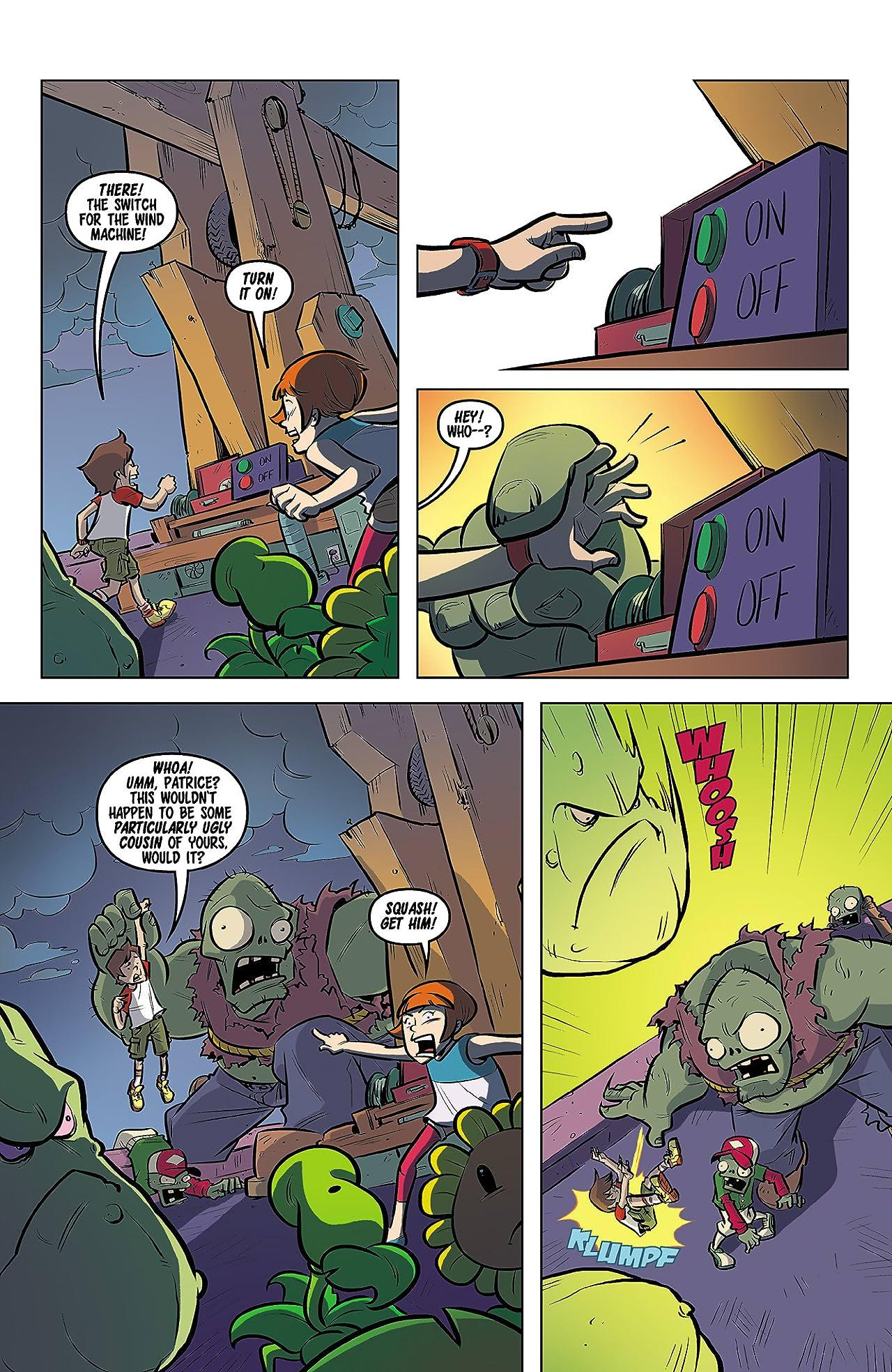 Plants vs. Zombies: Lawnmageddon #6
