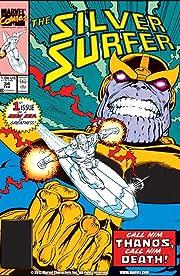 Silver Surfer (1987-1998) #34