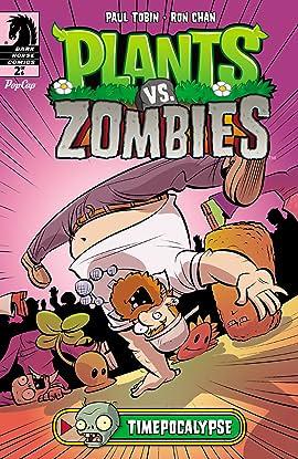 Plants vs. Zombies: Timepocalypse #2