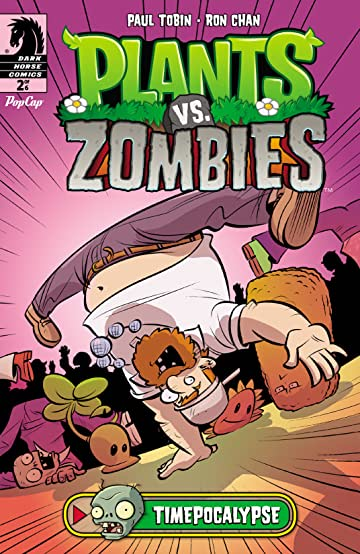 Plants vs  Zombies: Timepocalypse #2