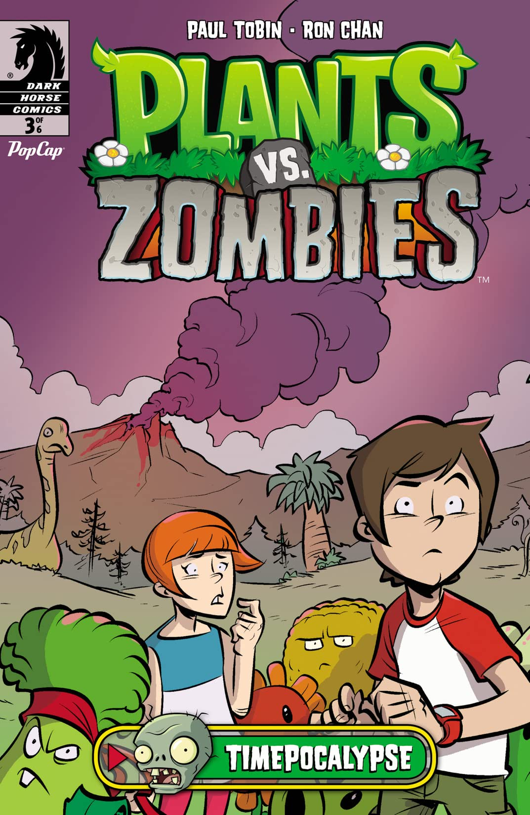 Plants vs. Zombies: Timepocalypse #3