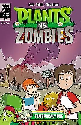 Plants vs. Zombies: Timepocalypse #3