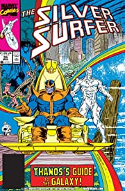 Silver Surfer (1987-1998) #35