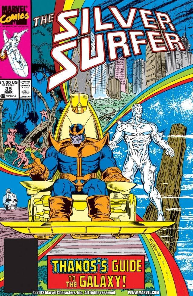 Silver Surfer Vol. 3 #35