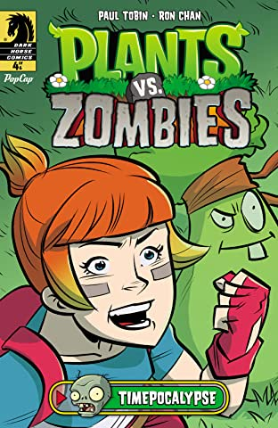 Plants vs. Zombies: Timepocalypse #4