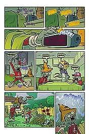 Plants vs. Zombies: Timepocalypse #4