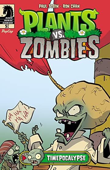 Plants vs. Zombies: Timepocalypse #5