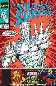 Silver Surfer (1987-1998) #36