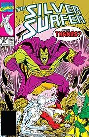 Silver Surfer (1987-1998) #37