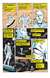 Silver Surfer (1987-1998) #37