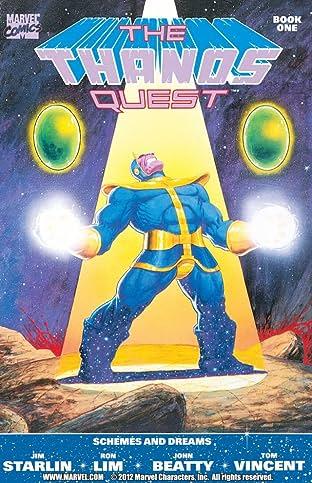 Thanos Quest #1
