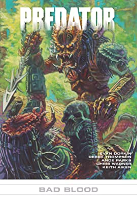 Predator #13: Bad Blood