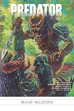 Predator: Bad Blood #13