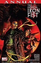 Immortal Iron Fist Annual #1