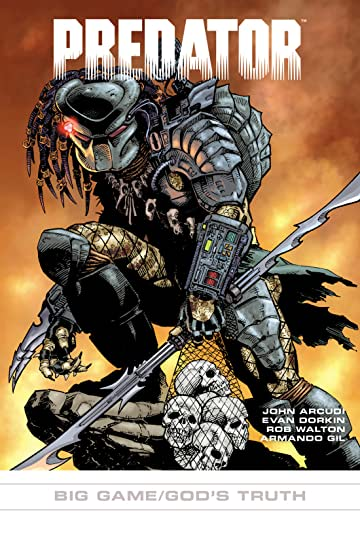 Predator: Big Game/God's Truth #7