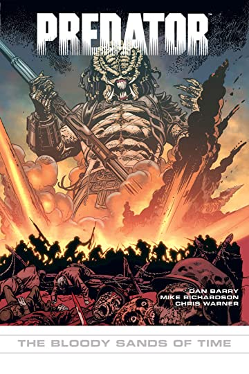 Predator: Bloody Sands #5