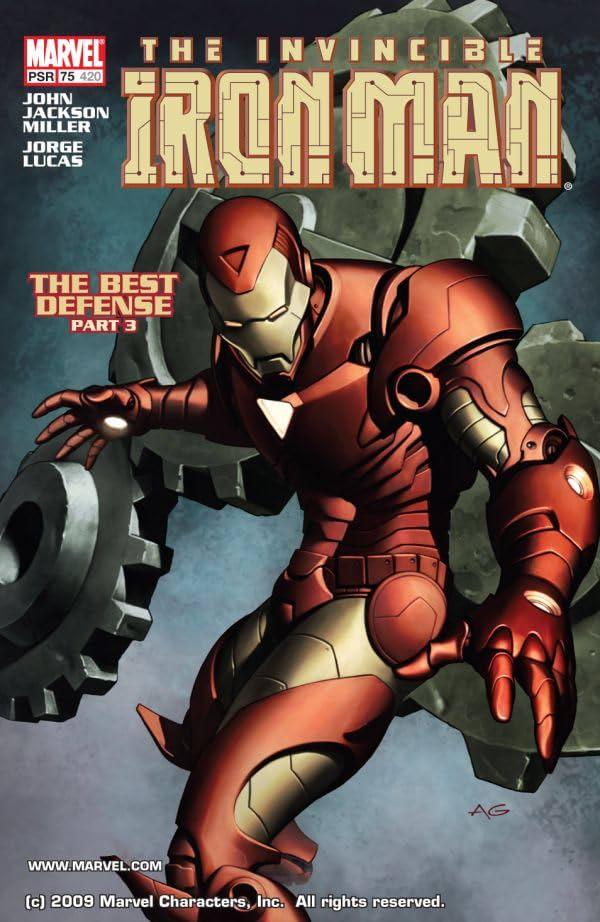 Iron Man (1998-2004) #75