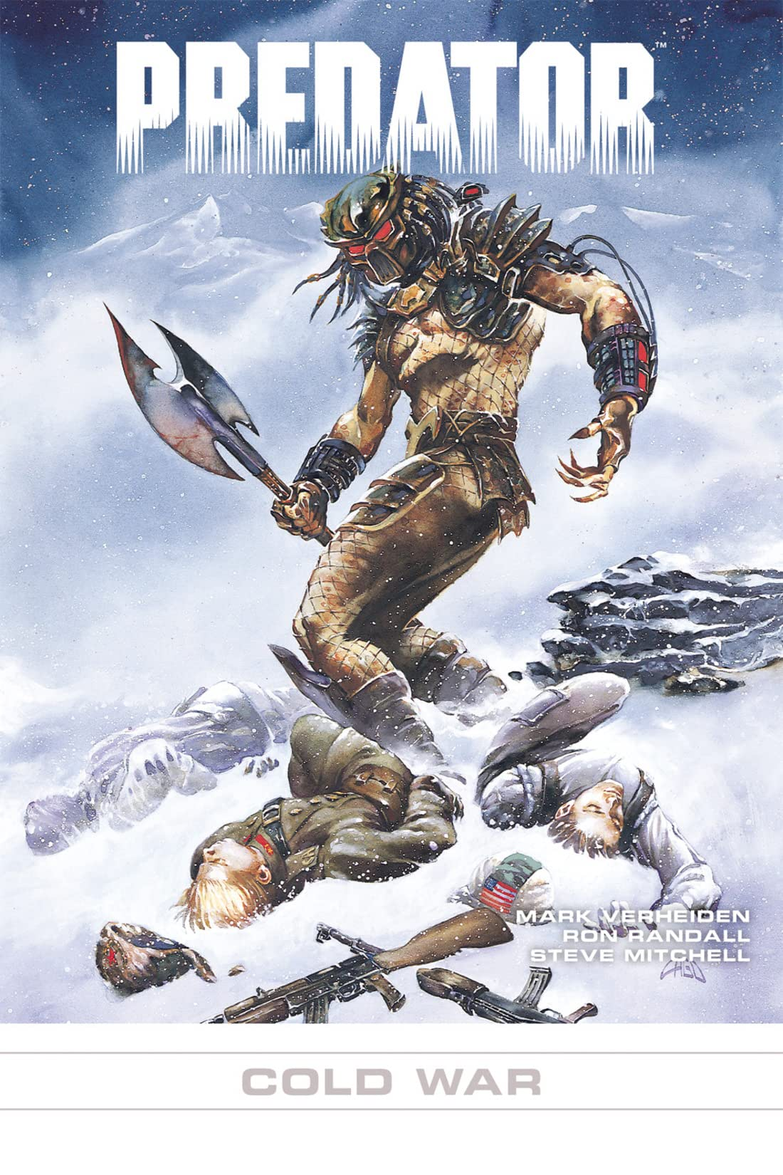 Predator: Cold War #2