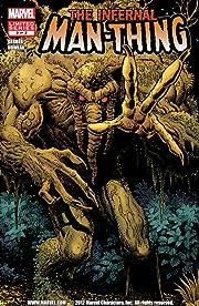 Infernal Man-Thing #2 (of 3)