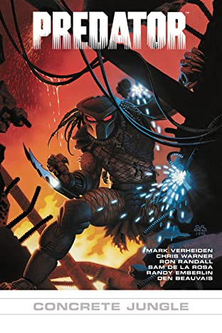 Predator: Concrete Jungle #1