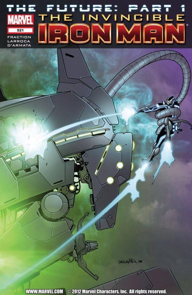 Invincible Iron Man (2008-2012) #521