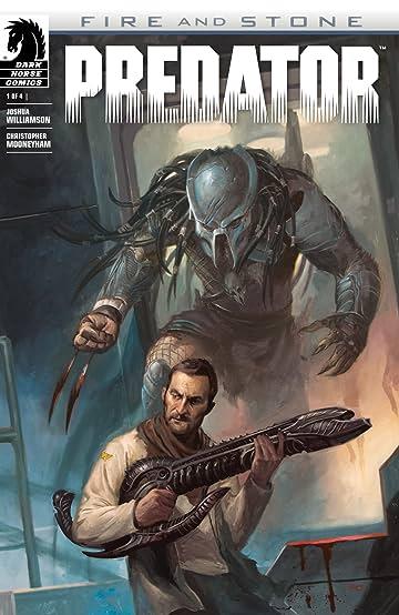 Predator: Fire and Stone #1
