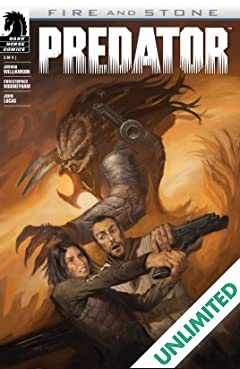 Predator: Fire and Stone #3