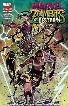 Marvel Zombies Destroy No.5 (sur 5)