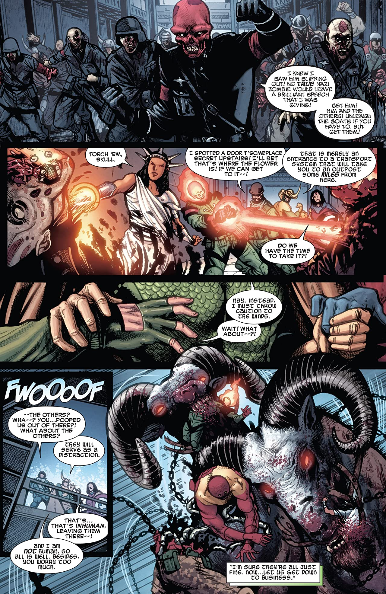 Marvel Zombies Destroy #5 (of 5)
