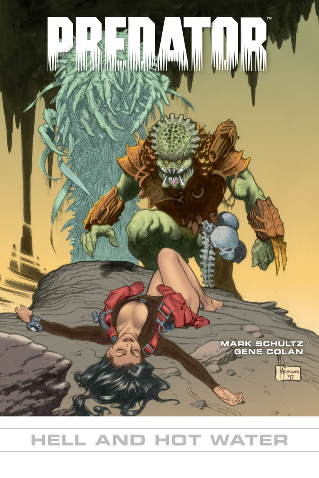 Predator: Hell and Hot Water #15