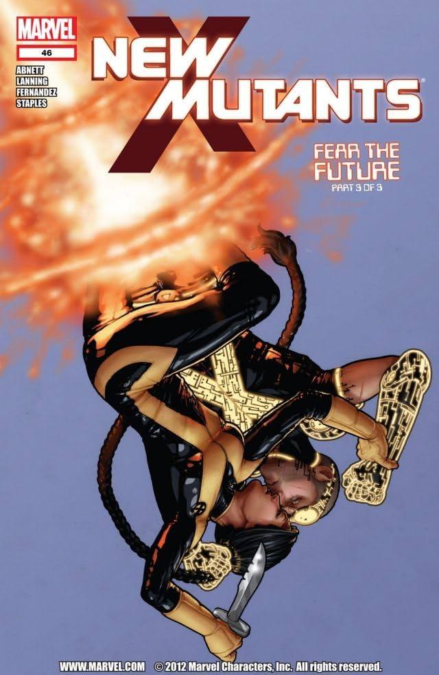 New Mutants (2009-2011) #46