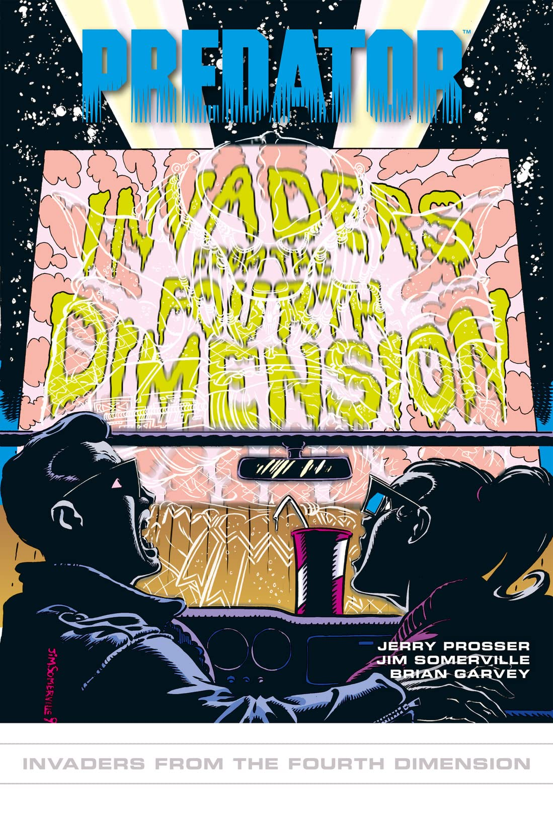 Predator: Invaders of the 4th Dimension #11