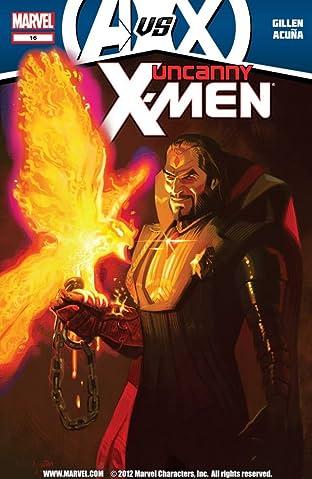 Uncanny X-Men (2011-2012) No.16