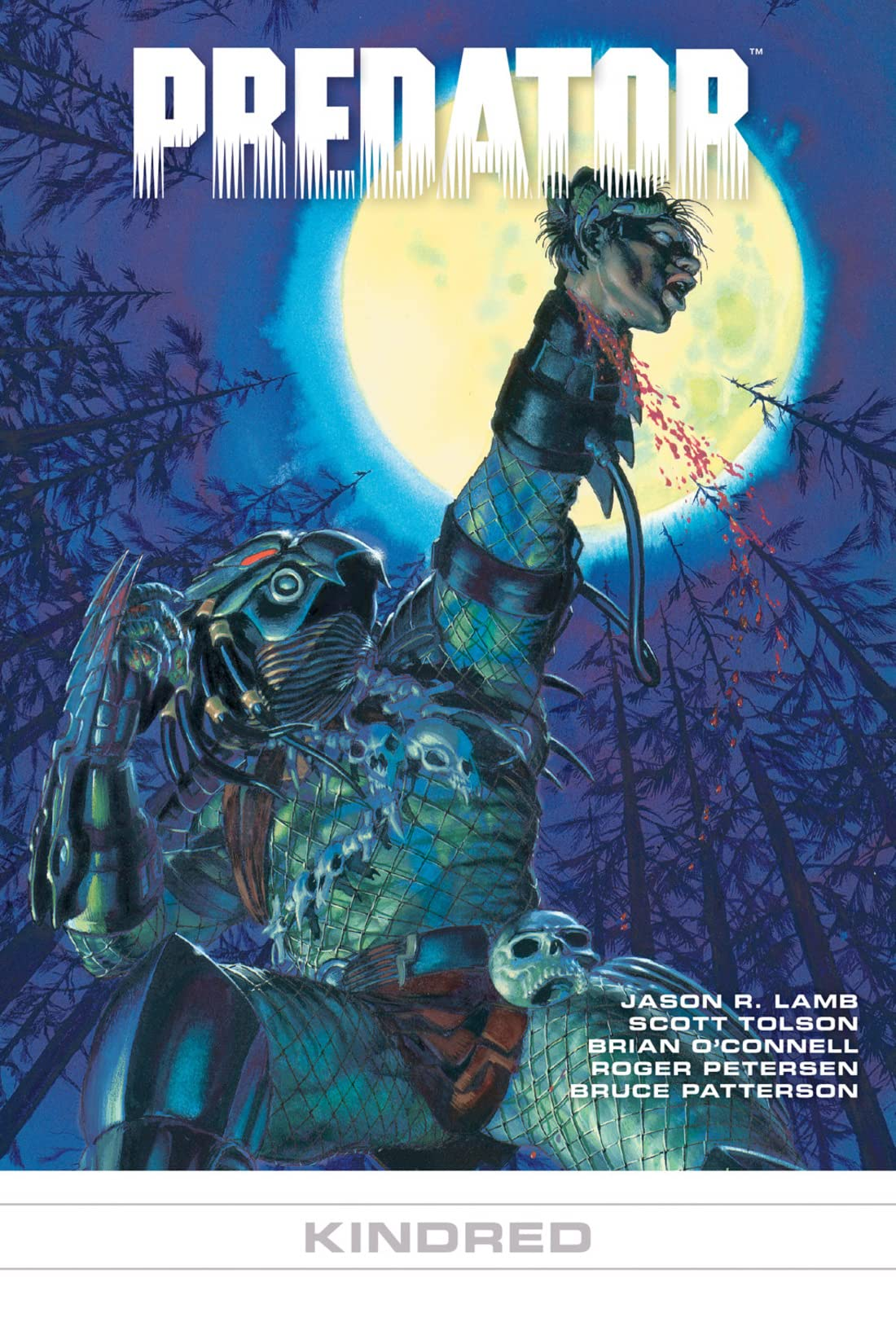 Predator: Kindred #14