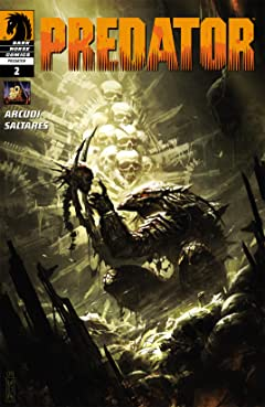Predator: Prey to the Heavens #2