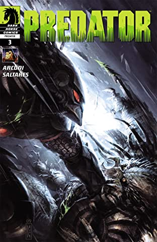 Predator: Prey to the Heavens #3