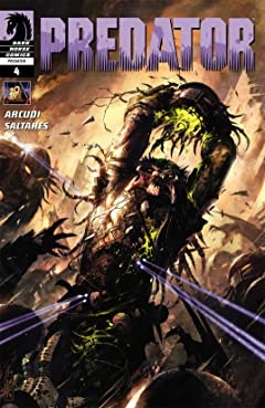 Predator: Prey to the Heavens #4