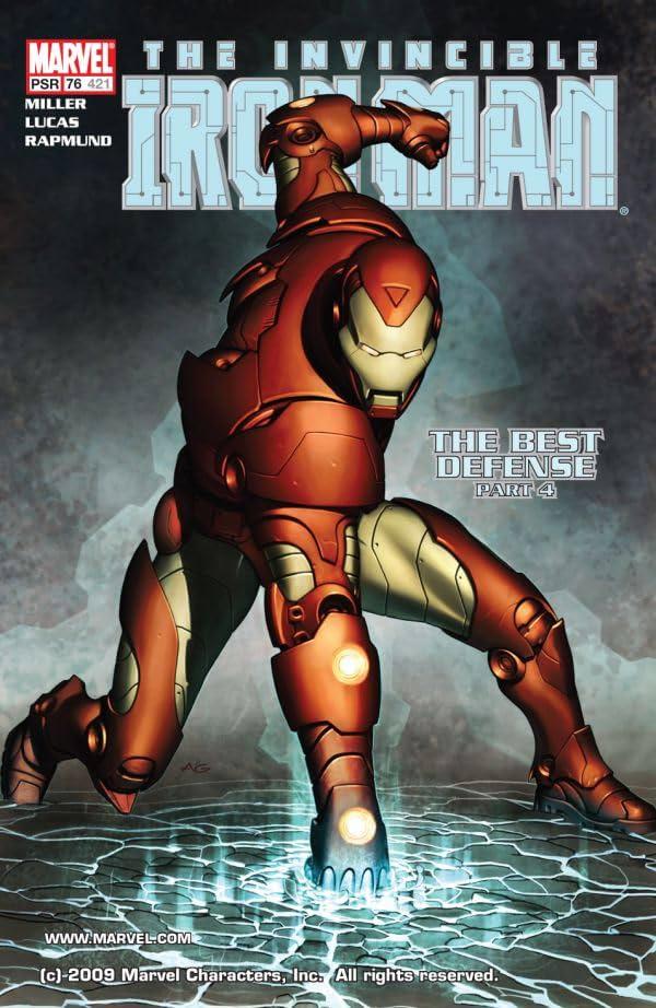 Iron Man (1998-2004) #76