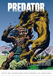 Predator #4: Rite of Passage/Pride at Nghasa