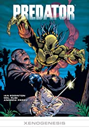 Predator #21: Xenogenesis