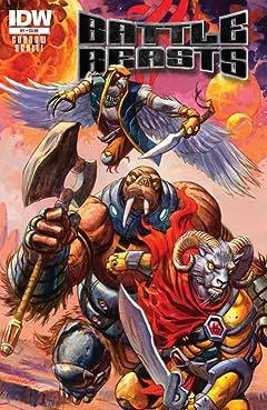 Battle Beasts #1 (of 4)