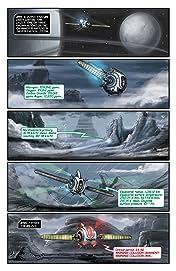 Prometheus: Fire and Stone #1