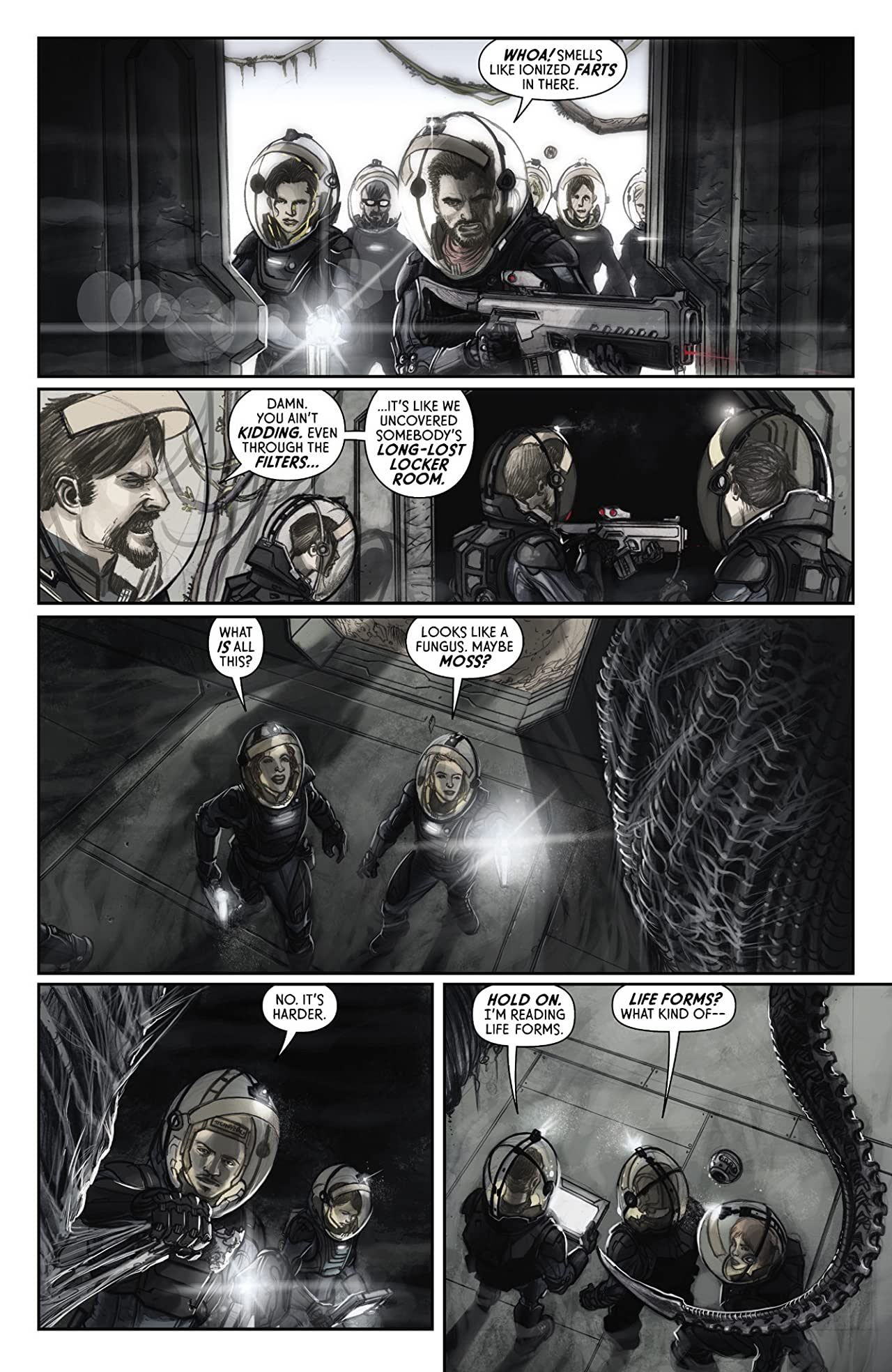Prometheus: Fire and Stone #2
