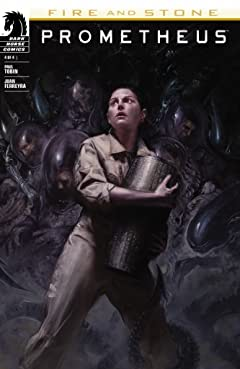 Prometheus: Fire and Stone #4