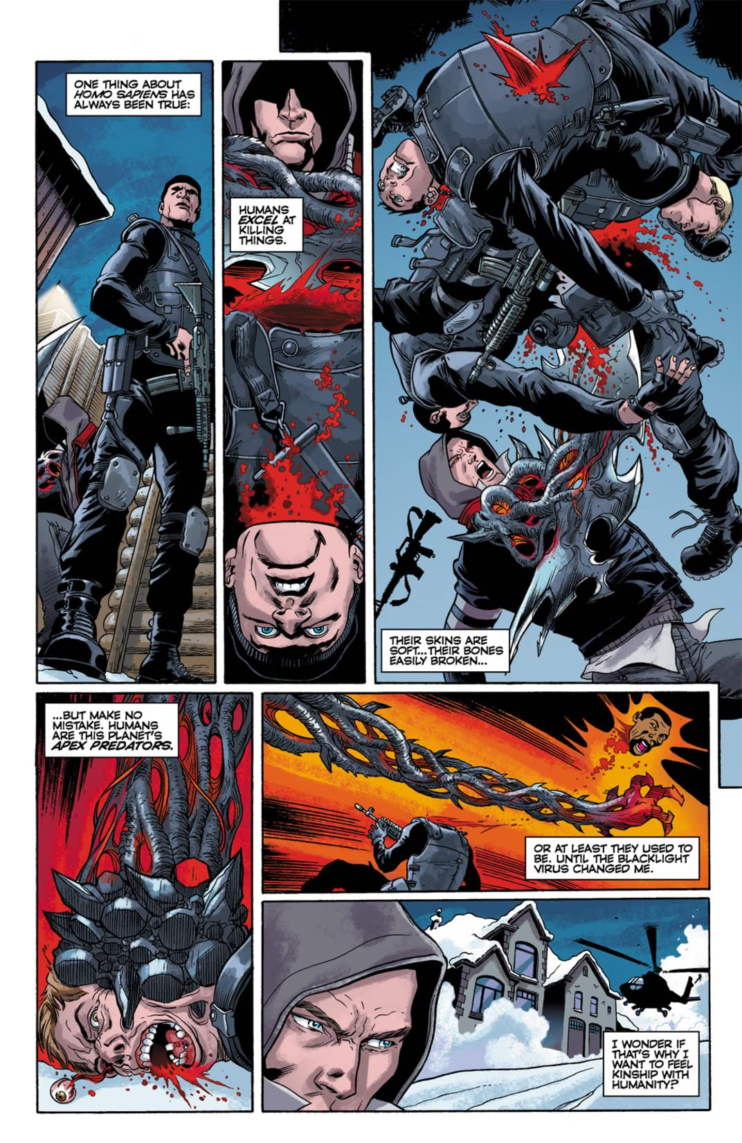 Prototype 2 #2: The Anchor, Part 2