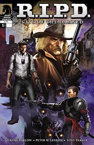 R.I.P.D.: City of the Damned #1
