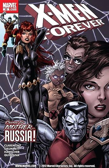 X-Men Forever #12